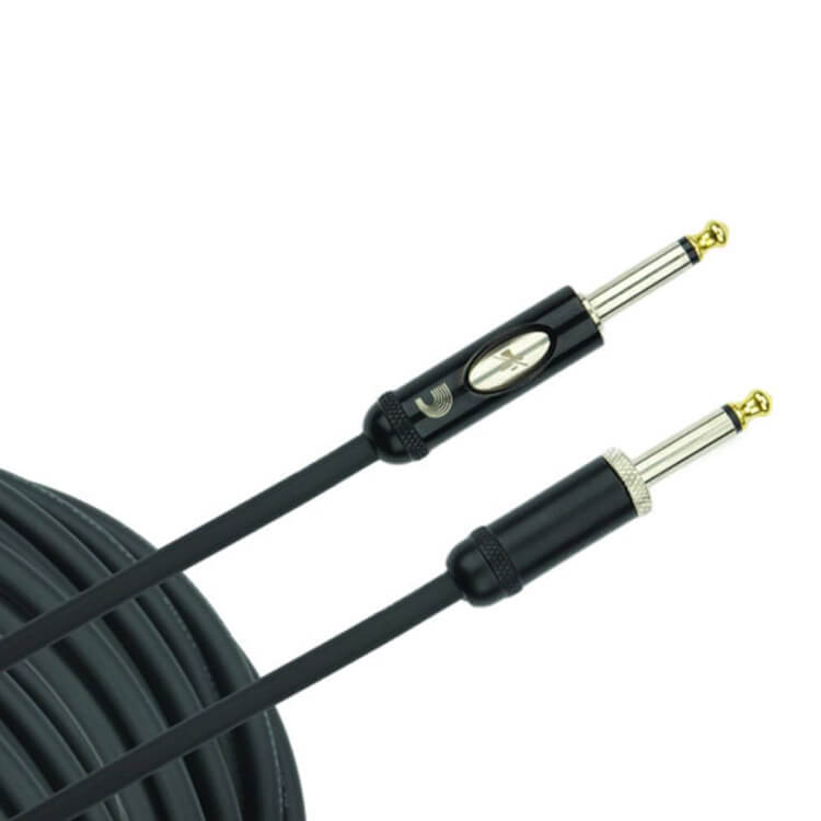 D'Addario PW-AMSK-30 American Stage Kill Switch 30 foot Instrument Cable