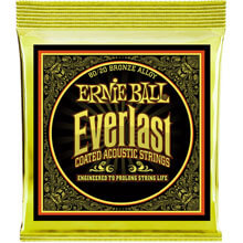 Everlast Coated 80/20 Bronze Sets