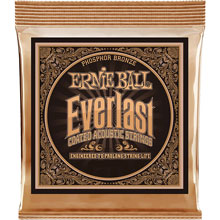Everlast Coated Phosphor Bronze Sets