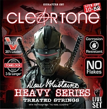 Cleartone EMP Treated Dave Mustaine Heavy Series Guitar String Set 10-52 Live Set 49420