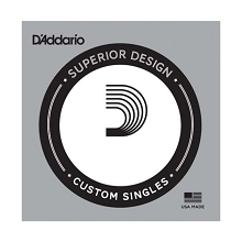 D'Addario Phosphor Bronze Flat Tops Single Acoustic Guitar String .030w