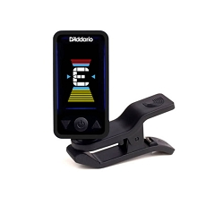 D'Addario PW-CT-17BK Eclipse Headstock Tuner in Black