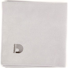 D'Addario Micro-Fiber Polishing Cloth - PW-MPC