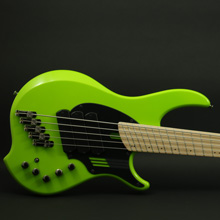 Dingwall NG3 Ferrari Green 5-String Electric Bass w/ Gig Bag