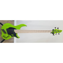 Dingwall NG3 Ferrari Green 5-String Electric Bass