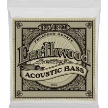 Ernie Ball Acoustic Bass Guitar Strings