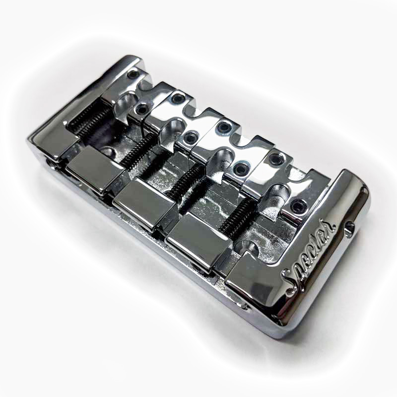 Spector Euro Bass Bridge - 4-String Chrome