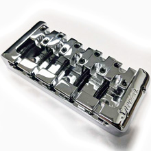 Spector Euro Bass Bridge - 5-String Chrome