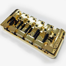 Spector Euro Bass Bridge - 5-String Gold
