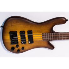 Spector USA Series Forte 4-String Tobacco Burst Electric Bass Forte4-178