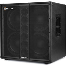 Bass Array Cabinets