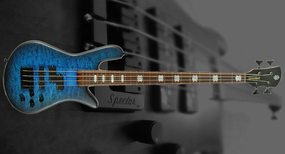 Spector USA Series NS Bolt-On 4-String Electric Bass