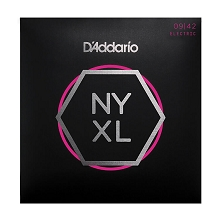 D'Addario NYXL Nickel Wound Guitar String Set 09-42 Super Light NYXL0942