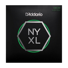D'Addario NYXL Nickel Wound Guitar String Set 08-38 Extra-Super-Light NYXL0838