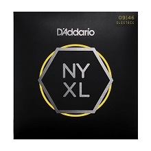 D'Addario NYXL Nickel Wound Guitar String Set 09-46 ST/RB NYXL0946