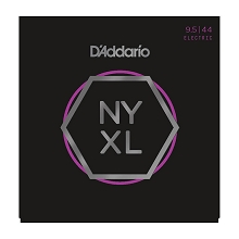 D'Addario NYXL Nickel Wound Guitar String Set 09.5-44 Super Light Plus NYXL09544