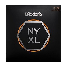 D'Addario NYXL Nickel Wound Guitar String Set 10-46 Light 10-46