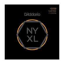 D'Addario NYXL Nickel Wound Guitar String Set 7-String 10-59 Light NYXL1059