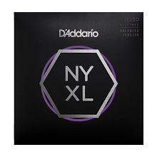 D'Addario NYXL Nickel Wound Guitar String Set 11-50 Balanced Tension NYXL1150BT
