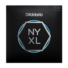 D'Addario NYXL Nickel Wound Guitar String Set 11-52 MT/HB NYXL1152