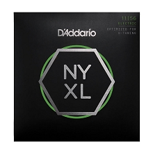 D'Addario NYXL Nickel Wound Guitar String Set 11-56 MT/EHB NYXL1156