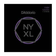 D'Addario NYXL Nickel Wound Guitar String Set 7-String 11-64 Medium NYXL1164