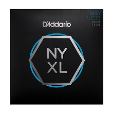 D'Addario NYXL Nickel Wound Guitar String Set 12-52 Wound 3rd NYXL1252W