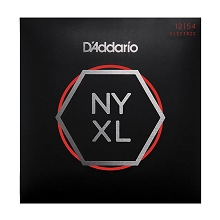 D'Addario NYXL Nickel Wound Guitar String Set 12-54 Heavy NYXL1254
