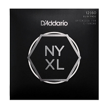 D'Addario NYXL Nickel Wound Guitar String Set 12-60 Extra Heavy NYXL1260