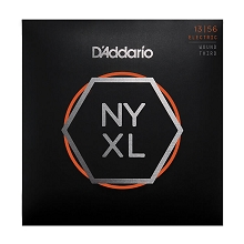 D'Addario NYXL Nickel Wound Guitar String Set 13-56 Wound 3rd NYXL1356W