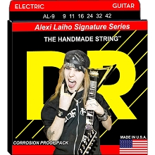 DR Alexi Laiho StringLife Treated Electric Guitar String Set - 09-42 Light AL-9