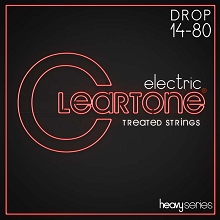Cleartone EMP Treated Nickel Plated Steel Heavy Series Guitar String Set 14-80 Alt Tuning 9480