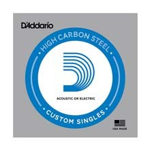 D'Addario XL Plain Steel Single String - .018P