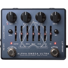Darkglass Alpha Omega Ultra Pre-Amp Cabinet Emulator - AO-ULTRA
