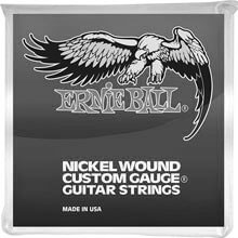 Ernie Ball Custom Gauge Nickel Wound