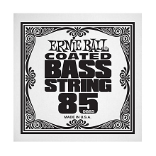 Ernie Ball Coated Nickel Wound Electric Bass Single String - Long Scale .085