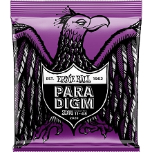 Ernie Ball Paradigm Electric Guitar String Set - 11-48 Power Slinky 2020