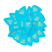 Ernie Ball Cellulose Guitar Picks - .46mm Thin Blue bag of 144