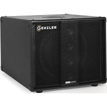Genzler Amplification Bass Array Cabinet BA12-3-SLT Slant Neo 1x12