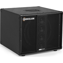 Genzler Amplification Bass Array Cabinet BA12-3-STR Neo 1x12