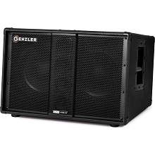 Genzler Amplification Bass Array Cabinet BA210-3-SLT Slant Neo 2x10