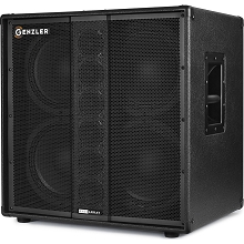 Genzler Amplification Bass Array Cabinet BA410-3 Neo 4x10