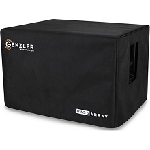 Genzler Amplification Bass Array Cabinet Cover for BA210-3 2x10