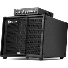 Genzler Magellan 350 Combo - Bass Array 1x10 w/ 350W Head