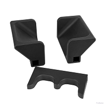 RockStand Modular Multiple Stand Acoustic Guitar / Bass Holder Set