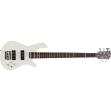 Spector Legend 5 Standard - Solid White Gloss