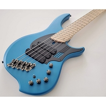 Dingwall NG3 5-String Laguna Seca Blue Electric Bass w/ Gig Bag