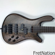Warwick ProSeries Streamer Stage 1 4-String Nirvana Black 8.6lbs 8392-20