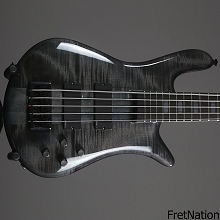 Spector Euro5LT Limited Black Stain Gloss 5-String Bass - Pre-Order