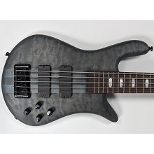 Spector Euro5 LX Matte Black Stain 5-String Electric Bass - EURO5LXMBKS NB16915